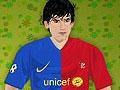 Lionel Messi Dress Up